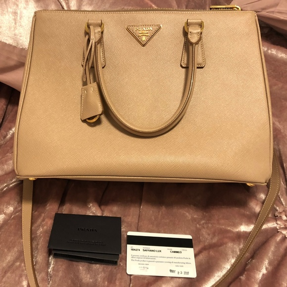 a76446ad Prada Galleria Bag - Medium